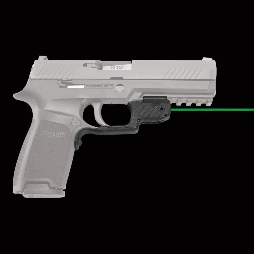 crimsontrace laser guard sig sauer p320 m17 m18 pistols 6