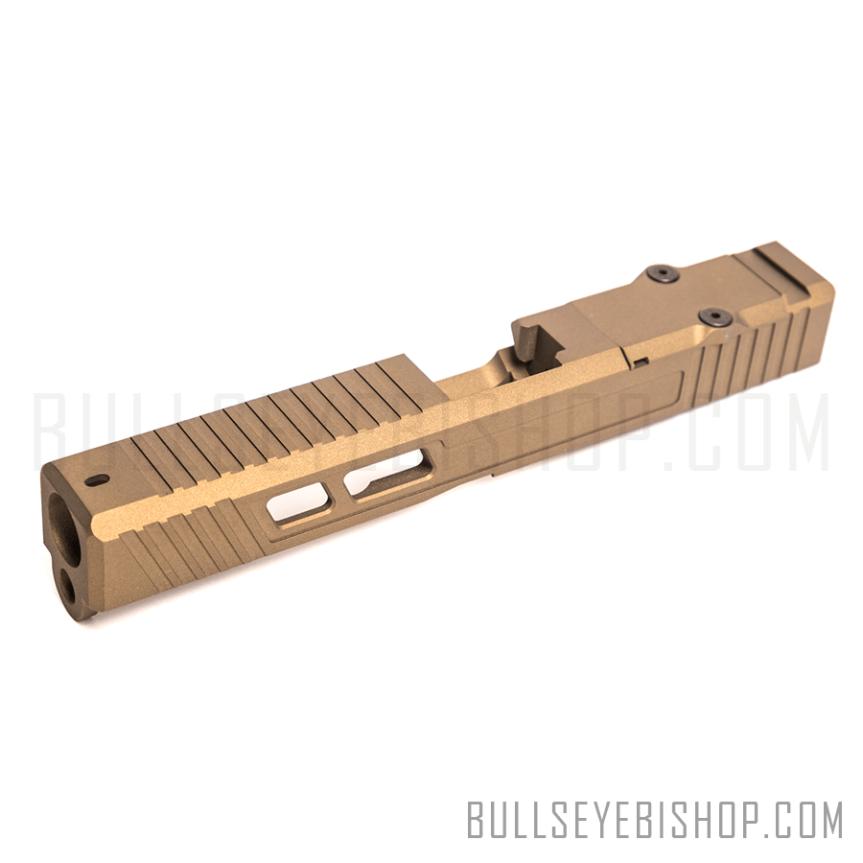bishop defense custom glock slides cerakoted 5