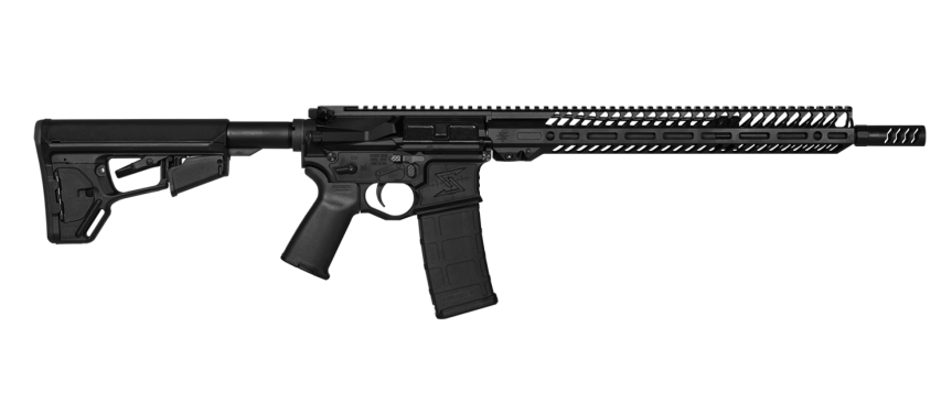 seekins precision NX3G rifle 4