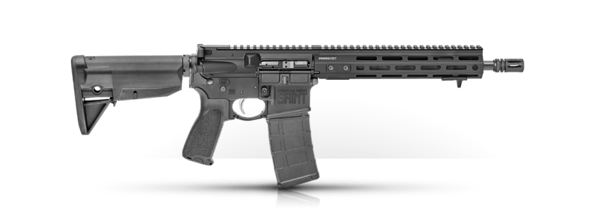 Springfield armory saint edge short barrel rifle Sbr nfa 2