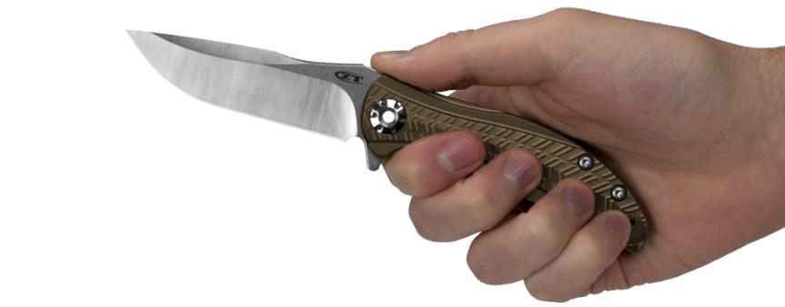 zero tolerance knives zt0609 model 0609 knife 3