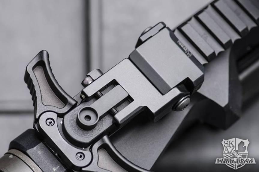 bobro enginieering low profile back up iron sights B46-000-005SBR B46-000-001RR lowest profile back up sights 4