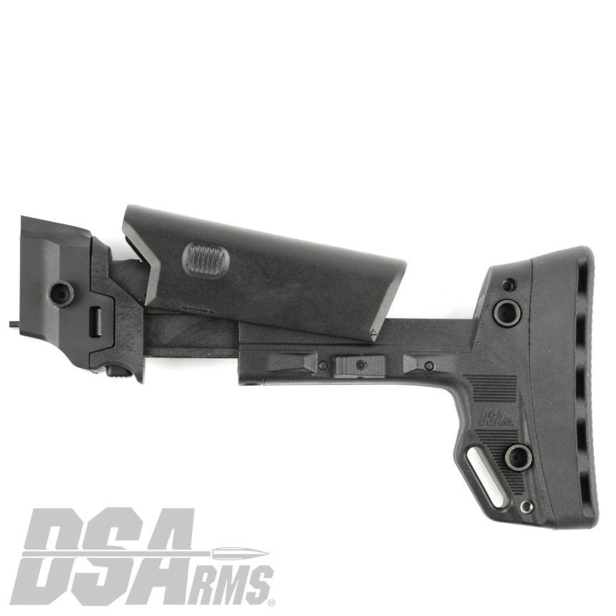 ds arms 090P-BRS-A SA58 FAL Fully Adjustable PARA B.R.S. - Battle Rifle Stock fal para stock conversion 4