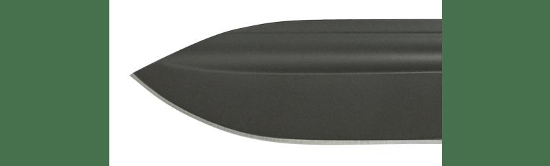 kabar model 3066 mark98 folder knife . flipper pocket knife . 3