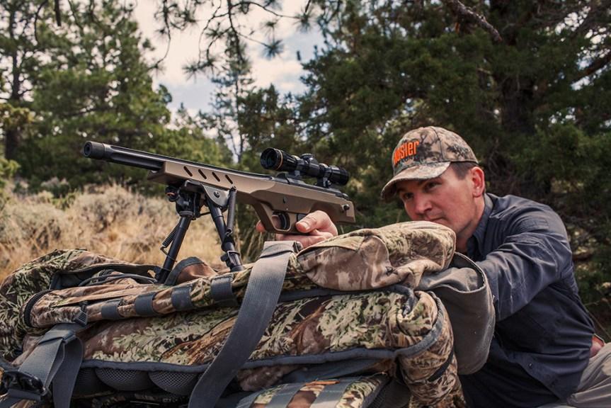 nosler hunting handgun nosler model 48 nosler custom handgun m48 NCH 3
