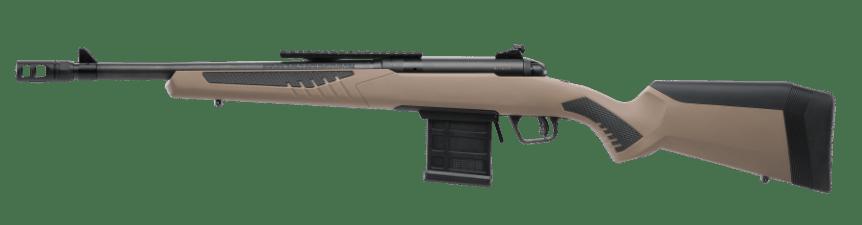 savage firearms savage 110 scout rifle 2