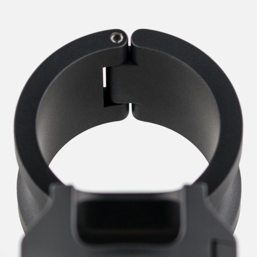 scalaworks leap scope mount sw07xx lightest scope mount for the ar15. 3 gun scope mount 9