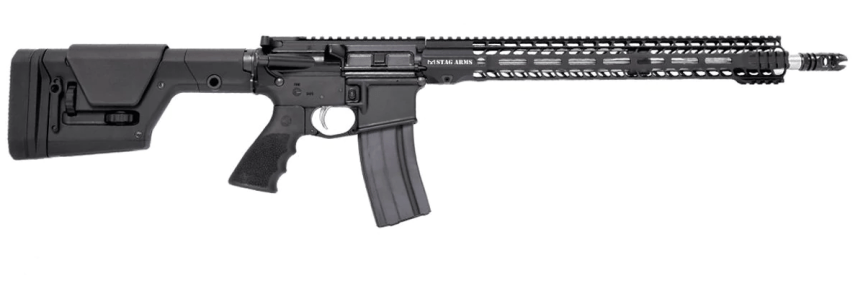 Stagarms stag 15 224 valkyrie black rifle assault rifle 2