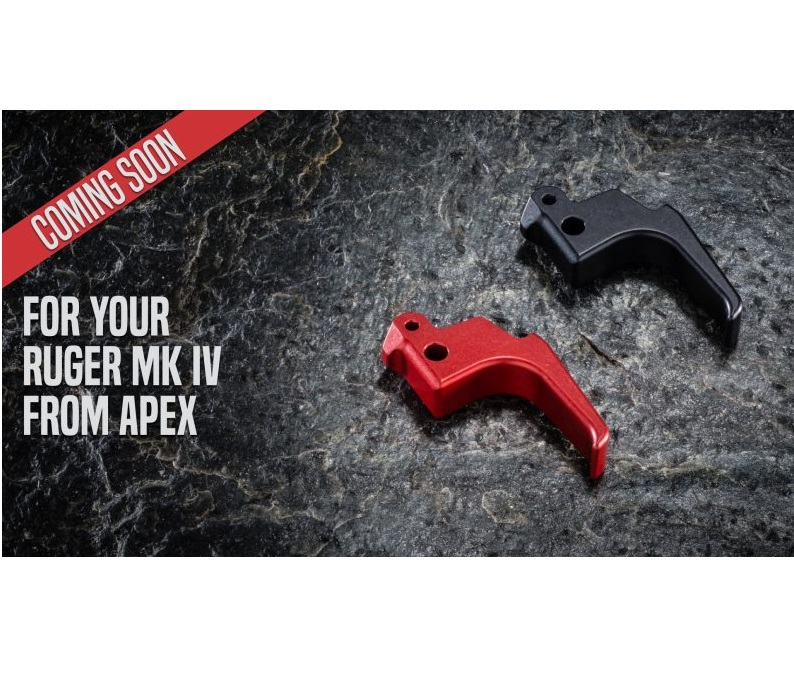 apex tactical triggers apex ruger trigger apex mkiv trigger flat trigger for mkiv ruger flat trigger 117-124 117-184 1