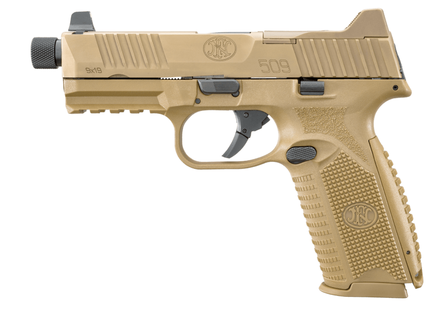 fn american fn509 tactical 509 tactical 5
