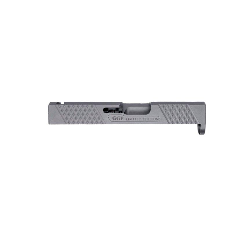 grey ghost precision 43 slides custom glock 43 slide custom slides GGP-SPG43-V1 3