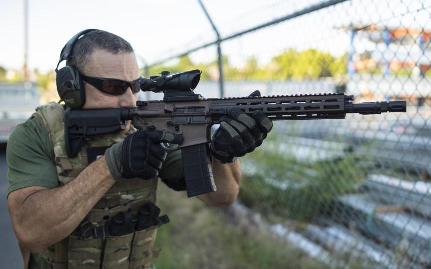 primary weapon system mk114 alpha rifle pws alpha rifles long stroke piston ar15 3