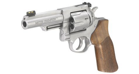 ruger gp100 match chapion 10mm revolver model 1775 5