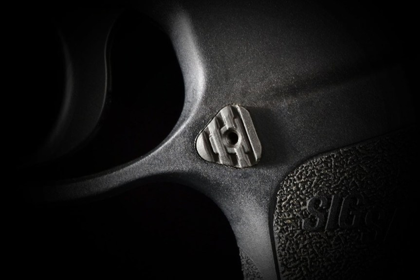 strike industries modular magazine release sig p320 extended magazine release SI-P320-MMR 14