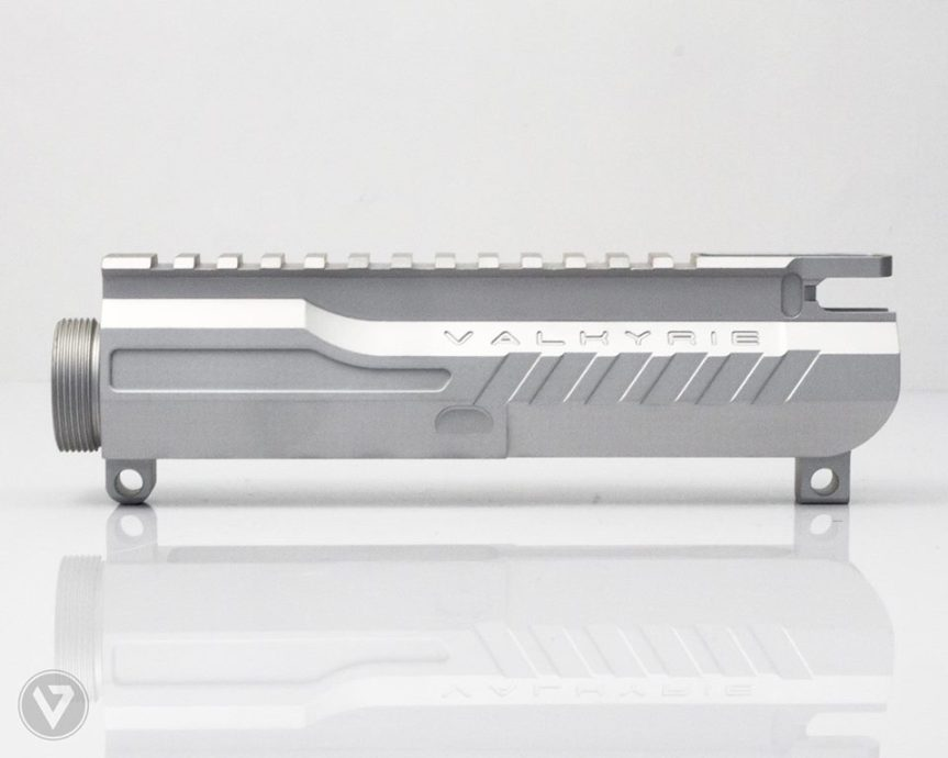 VALKYRIE DYNAMICS stripped AR15 UPPER RECEIVER custom billet receiver 5
