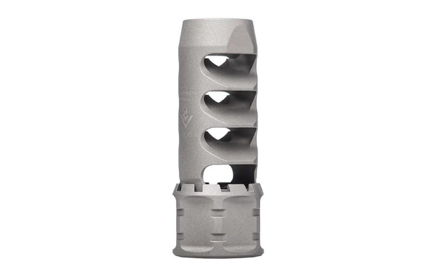 aero precision vg6 precision lambda prs muzzle brake. big bore muzzle brake APVG100031A APVG100029A 6