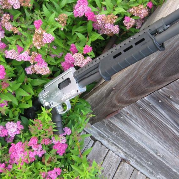 logic industries 80 percent shotgun mossberg 80percent 80% shotgun ar15 shotgun 8