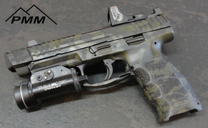 PARKER MOUNTAIN MACHINE COMPS compensator CZ P10C, H&K VP9, and Glock 9mm pmm jttc 7