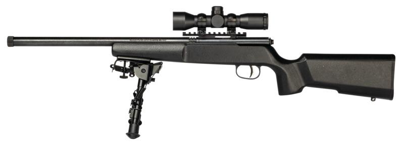 savage arms 22lr youth rifle rascal target xp 22lr micro rifle 13836 6
