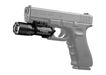 surefire x300u 1000lumen tactical light pistol light tactical pistol light black rifle light 084871319065 7