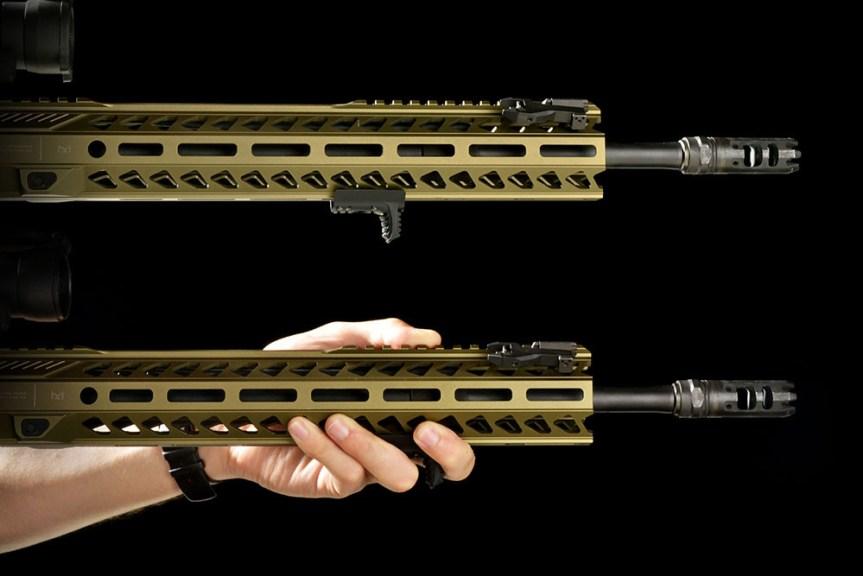 strike industries Link HSK link hand stop kit SI-LINK-HSK tactical modular ar15 gun blog firearmblog black rifle attackcopter keymod mlok ar-15 2