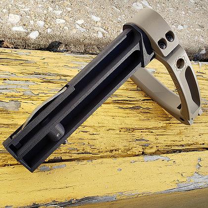 dan haga designs gearhead works tailhook adapter' zhukov tail hook ak47 ak74 sbr pistol attackcopter; gunblog firearmblogs attackcopter 40sw 3
