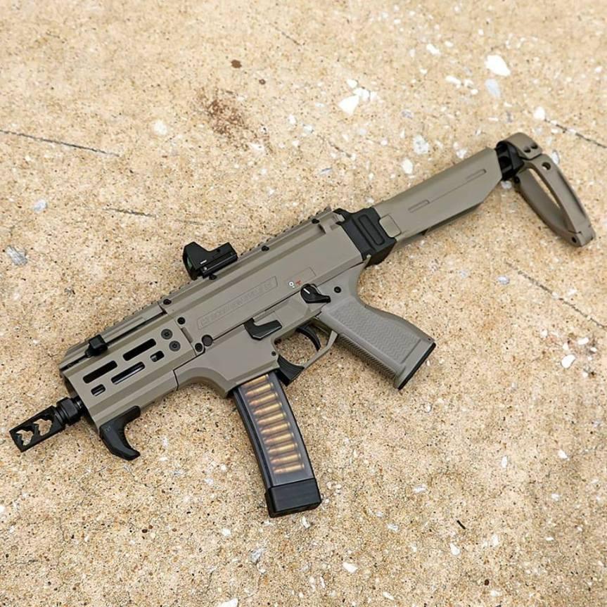 dan haga designs gearhead works tailhook adapter' zhukov tail hook ak47 ak74 sbr pistol attackcopter; gunblog firearmblogs attackcopter 40sw a