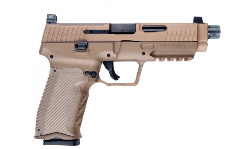 nemo arms monark pistoll; 9mm; tactical; attackcopter; gunblogs; firearm blogs; rmr cut for tactical pistol; suppressor 40sw. black rifle 6