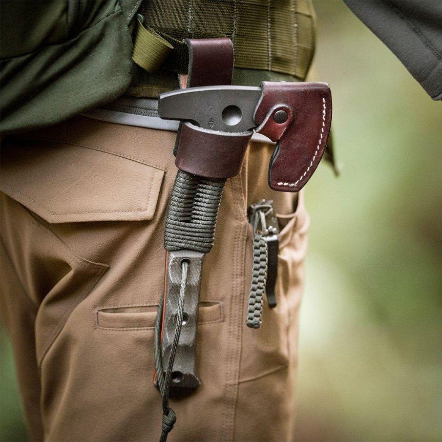 PROMETHEUS DESIGN WERX DEBUTS WENGER BLADES SPD EDITION WIGLAF HAWK bushcraft survival modern tamahawk tactical attackcopter gunblog firearmblog 40sw  5.jpg