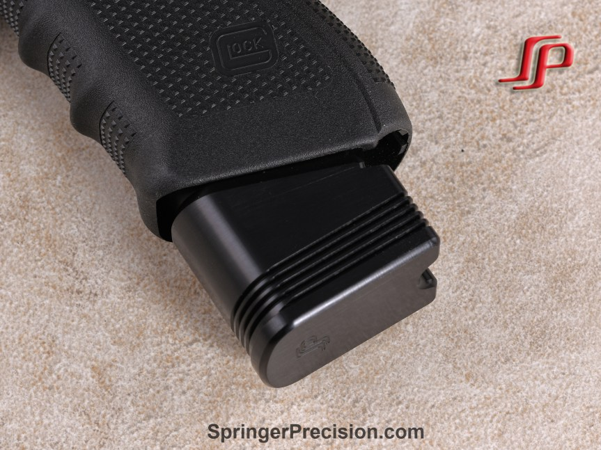 springer precision glock plus 5 magazine extensions 140mm glock mags uspca attackcopter gunblog; firearm blog; 40sw tactical.  1.jpg