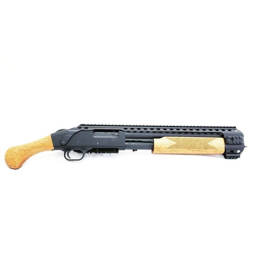 black aces tactical mossberg shockwave birds eye maple furntiture dumpster defender tactical attackcopter; 40sw gun blog; firearm blog 7.jpg