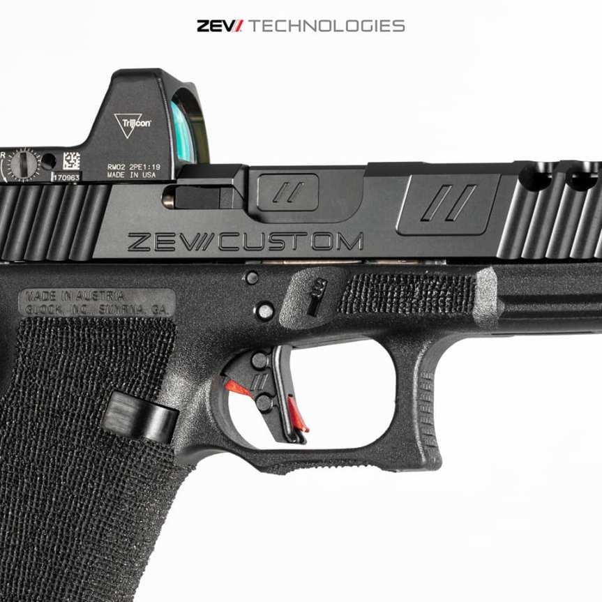 zev technologies flat trigger glock flat trigger gen 5 trigger attackcopter gunblog firearmblog zev tactical 40sw 9mm 2