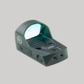 crimson trace cts-1200 pistol red dot small reflex sight