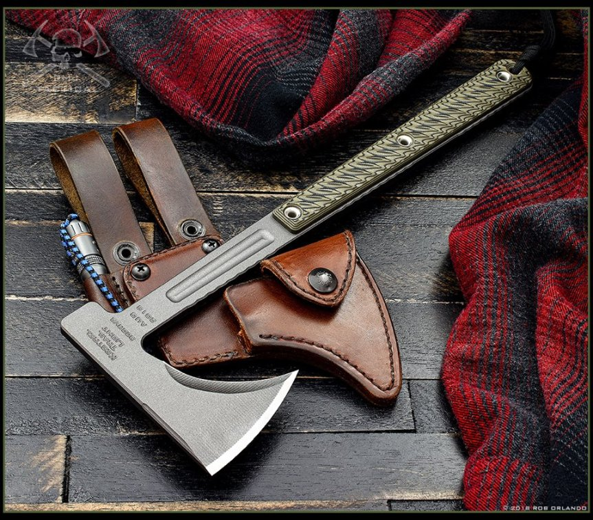 rmj tactical kestrel trail light tomahawk for bushcrafting axe to cut timber for camp 3.jpg