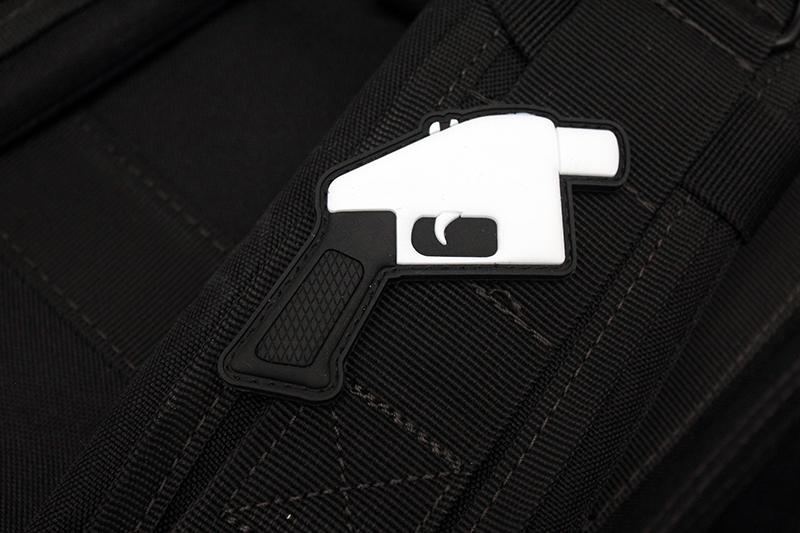 stockthison 3d printed gun morale patch tactical backpack patches 1