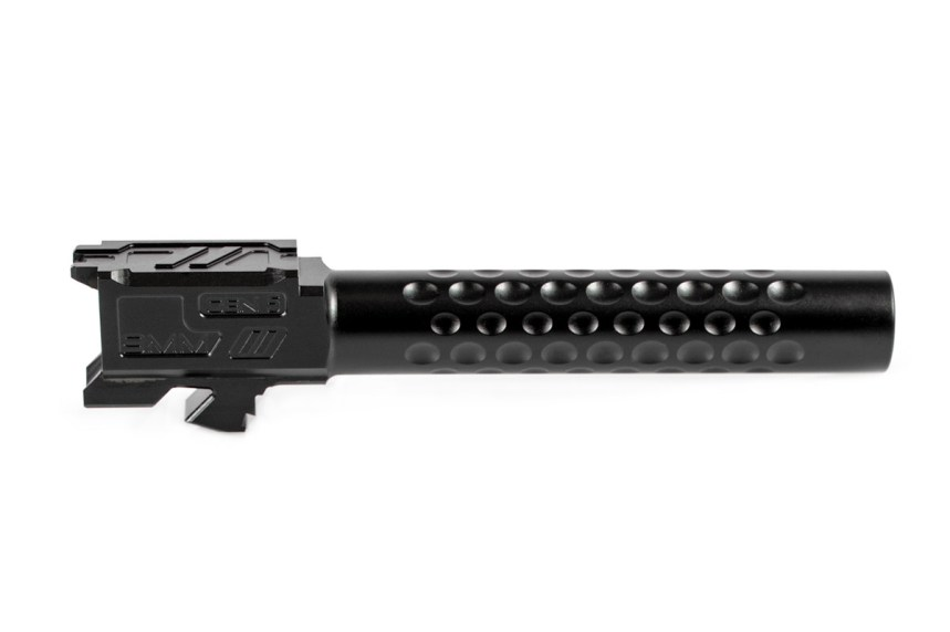 zev technologies glock 17 gen 5 threaded barrel match grade gen 5 barrels BBL-17-V2-5G-DLC