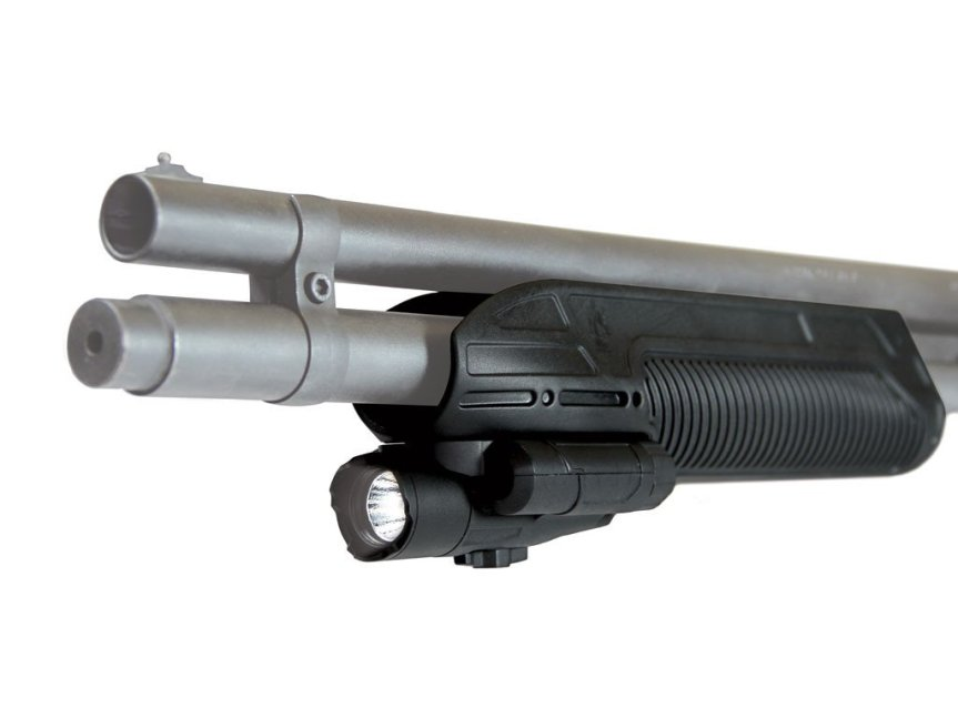 Adaptive Tacitcal  ex performance tactical light forend for shotguns pump action 1.jpg