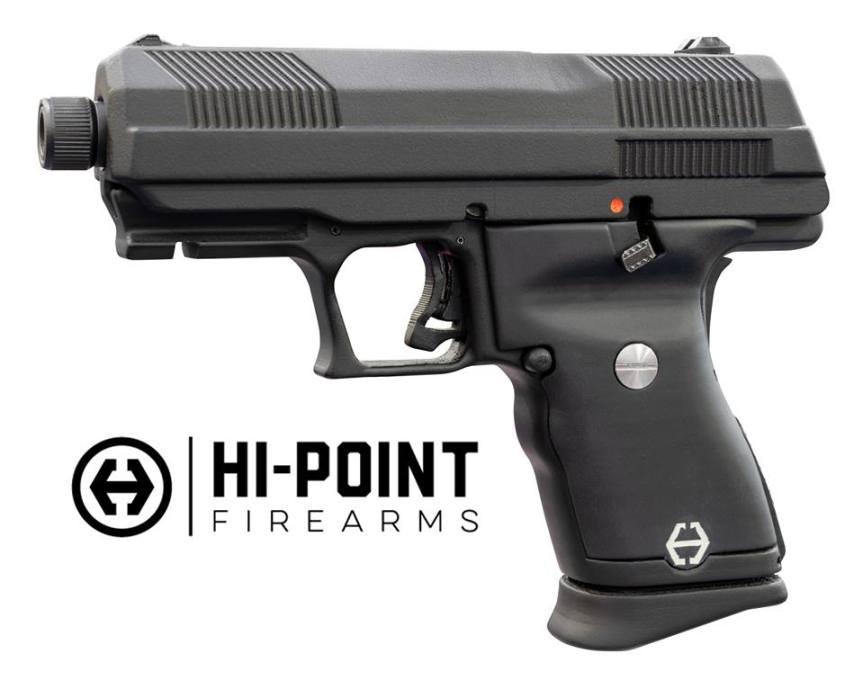 hi-point firearms 2019 tactical hi point pistl glawk fouty mfkn thang 1