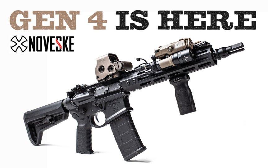 noveske rifleworks ar15 noveske gen4 rifle ar pistol from noveske 1