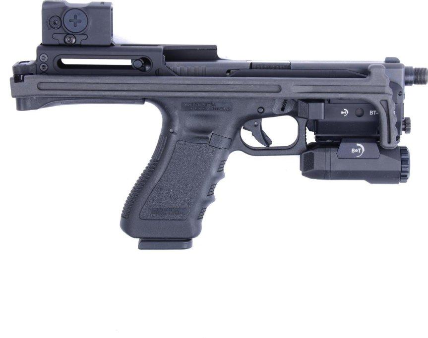 bt usw-g17 usw glock conversion kit sbr glock 2