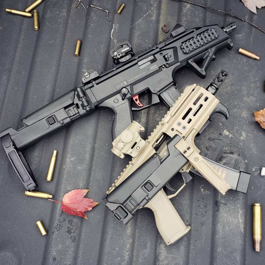 dan haga designs acr stock on a cz scorpion acr stock adapter billet aluminum scorpion stock   (1).jpg