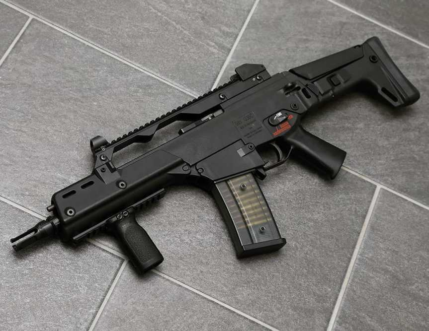 Dan haga designs acr stock on hk g36 acr stock adapter bushmaster acr stock on g36 hk not for the poors (1)