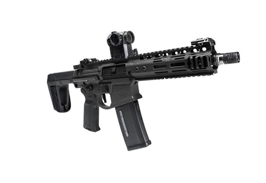 noveske rifleworks m4-pdw pistol ar15 pistol noveske barrel q honey badger stock brace q honey badger pistol. 4