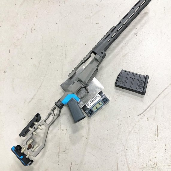 q llc q liveqordie remington 700 chassis 700q chassis. lightest sniper rifle chassis for the rem 700