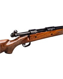 savage arms limited edition 12th anniversary model 110 bolt action rifle