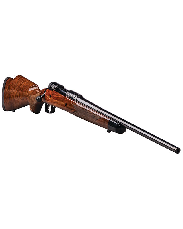 savage arms limited edition 12th anniversary model 110 bolt action rifle 7