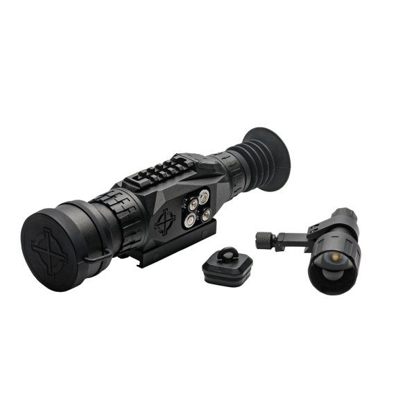 sightmark 4-32x50mm wraith digital riflescope SM18011 2