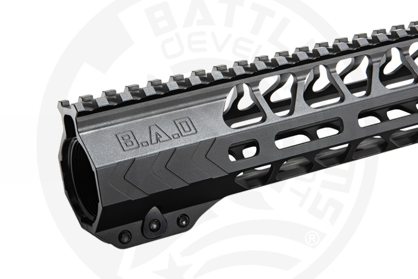 battle arms development workhorse ar15 rail ar-15 forend 15 inch 2