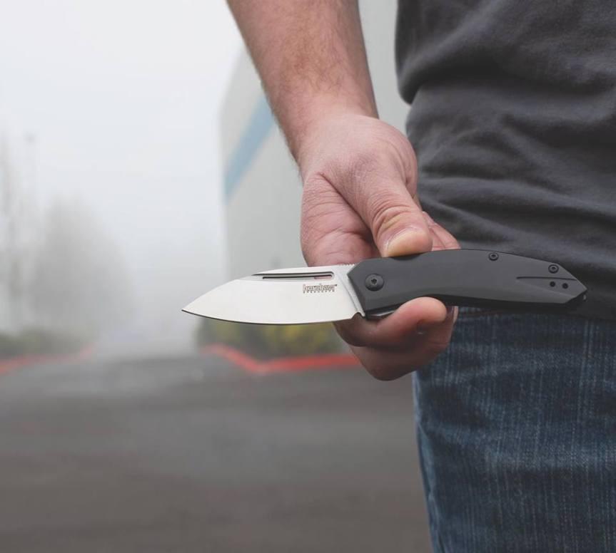 kershaw knives turismo knife slt spring loaded tab pocket knife for everyday carry nothing fancy just a good pocket knife  1.jpg