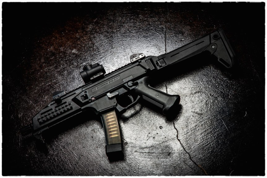 reptilia corp link cz scorpion evo adapter to use zhukov stock on cz scorpion 3